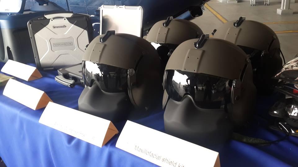 U.S. Donates Equipment To Costa Rica Police Force