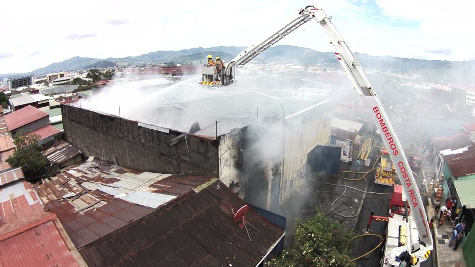 Fire claims see growth in Costa Rica