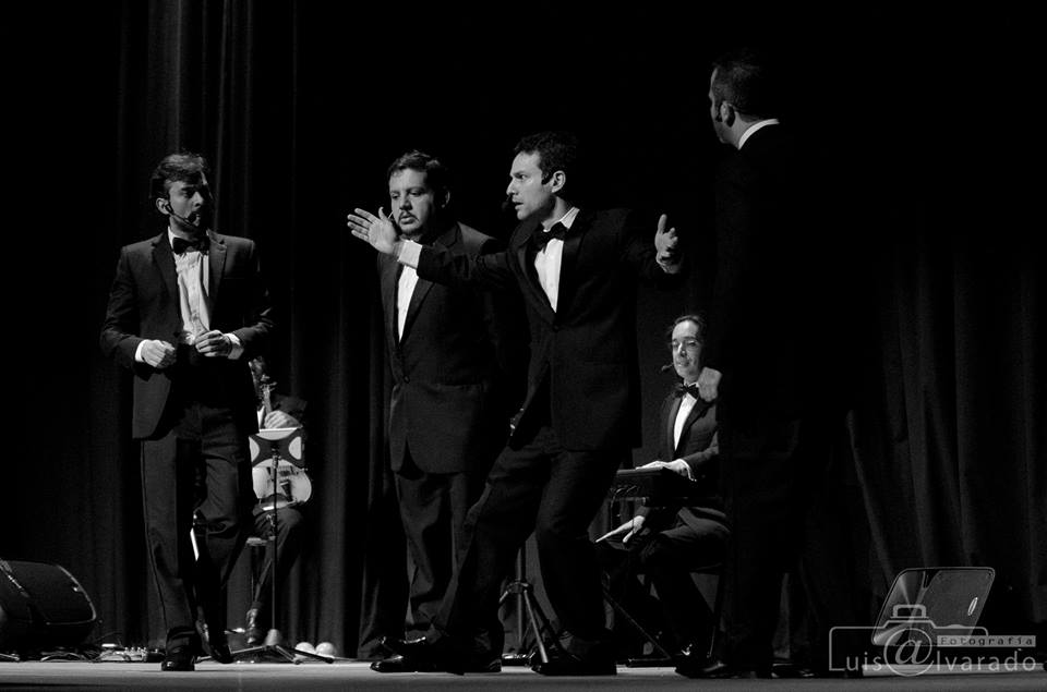 Costa Rica's Editus and La Media Docena Pay Homage To Argentina's Les Luthiers