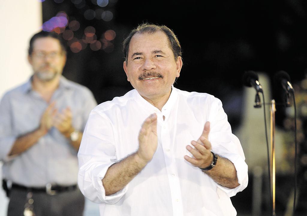Nicaragua's Presidet Ortega Wants To Meet Pope Francis