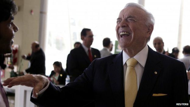 """Jose Maria Marin dismissed allegations that he once pocketed a medal as """"a joke"""""""