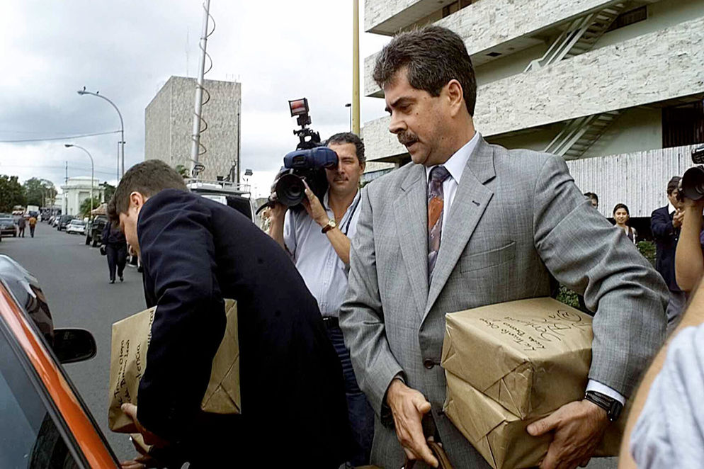 The managers of the Banco Anglo were sentenced in 2001 as responsible for the financial debacle of the state entity.