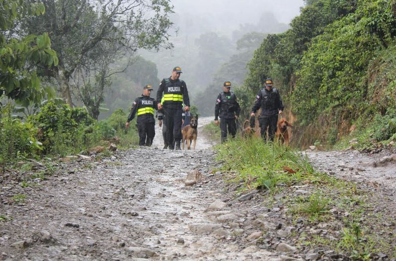 An Entire Family Murdered In Copey de Dota