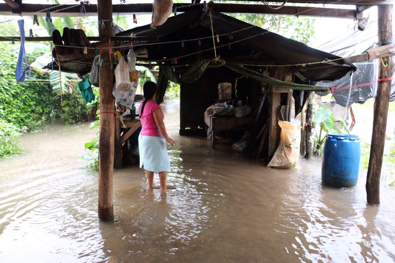 Heavy Weekend Rain Flooded 120 Homes In Caribbean
