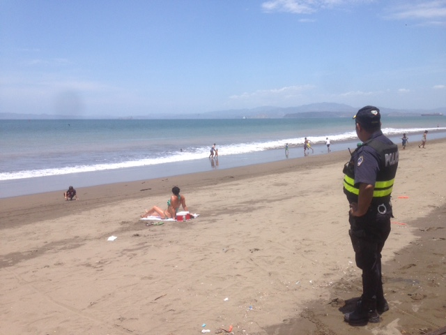 "Puntarenas Emergency Downgraded to ""Yellow"""