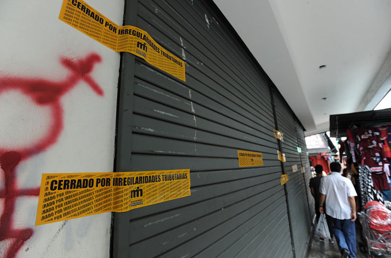 One of the points challenged by Congress Technical Services, the draft Government against tax fraud, is that direct taxation would have a free hand to enter any business or institution without a court order (illustrative photo). | ALBERT MARIN / FILE