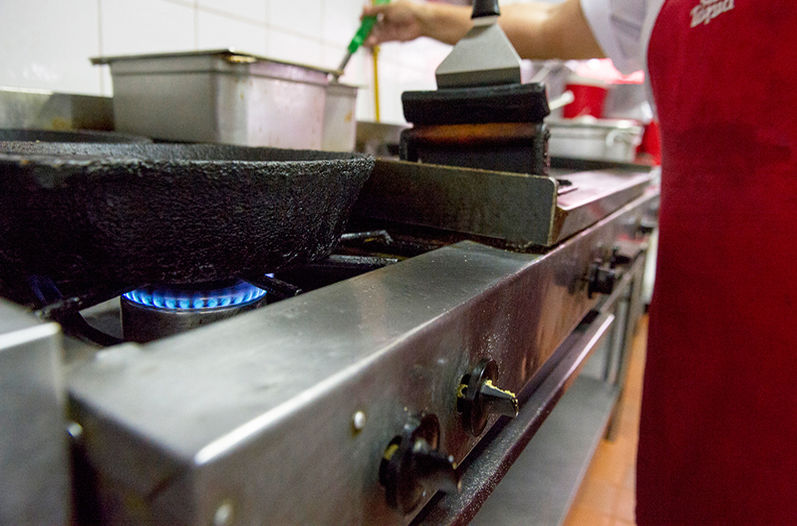 Natural gas is used in sodas, restaurants and homes across the country.