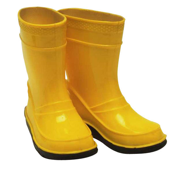 Perfect footwear for Costa Rica's rainy season.