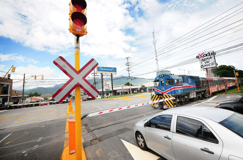 Train Level Crossings Promised For Next Year
