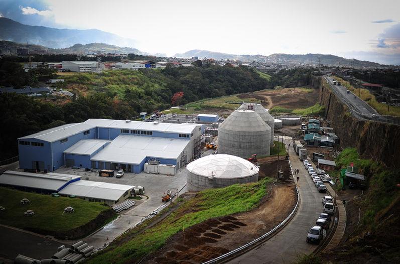 Los Tajos, en La Uruca, registra un 85% de avance, costará $50 millones