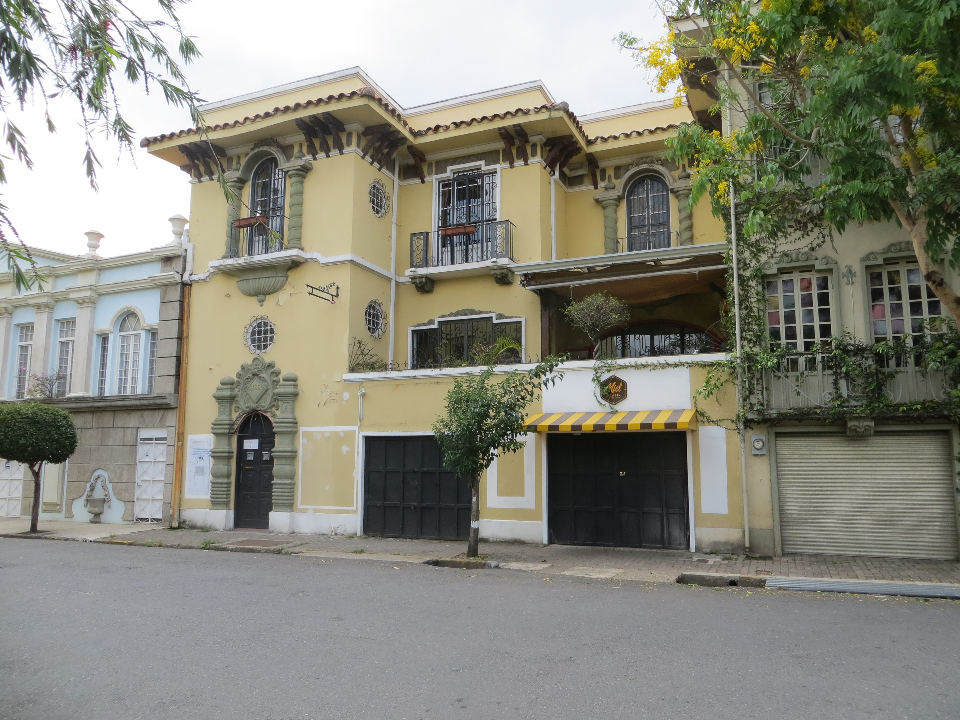 Closings in Barrio Amon and Barrio Otoya (San Jose)