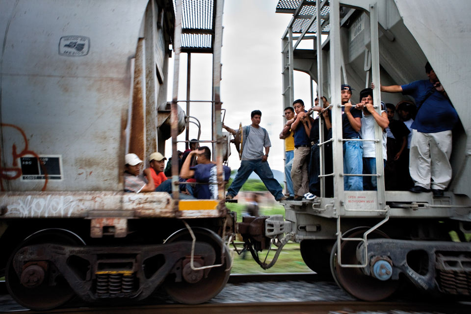 How the U.S. 'Solved' the Central American Migrant Crisis