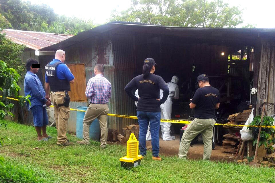 Suspect In Murder of Family in Copey Is A Psychopath, Say Authorities