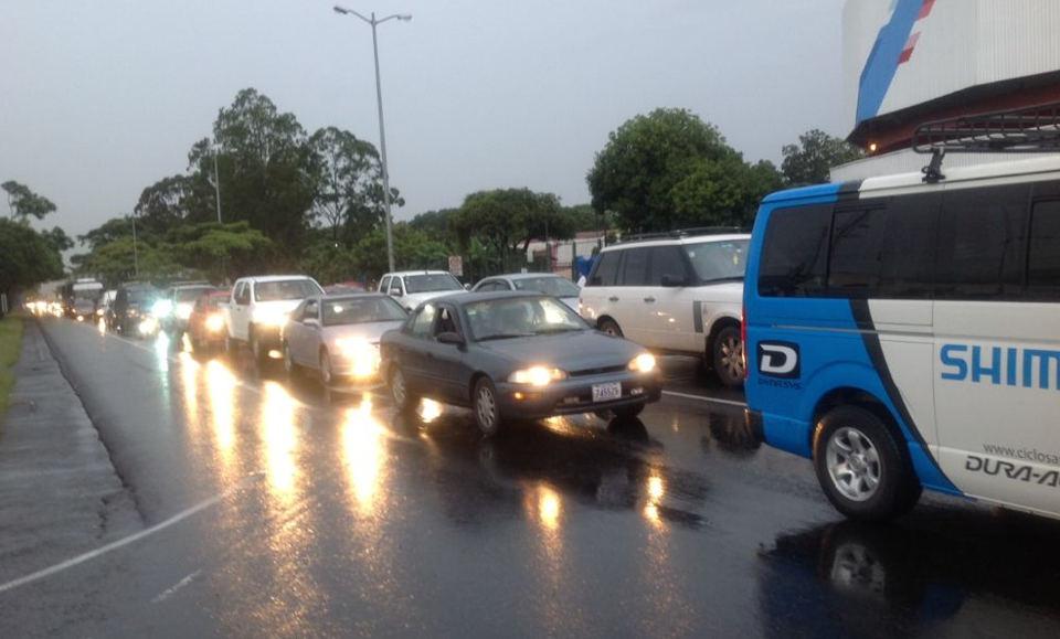 Cameras and Big Screens To Alleviate San José Traffic Congestion