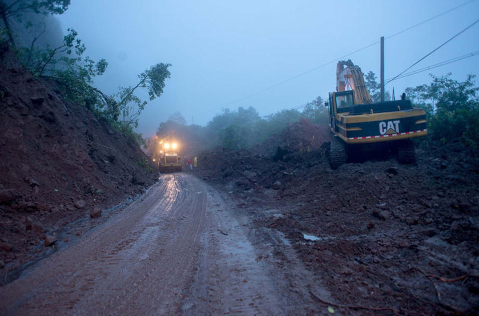 Ruta 32 To Remain Closed Into The Weekend