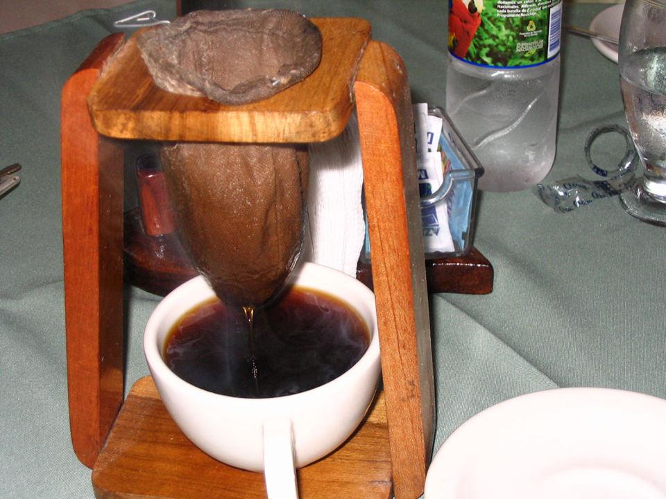 Making Coffee The Costa Rican Way