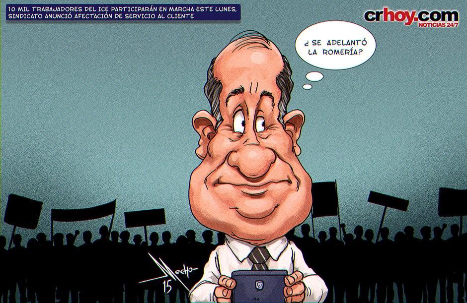 QToons: Presidential Bliss??!!?