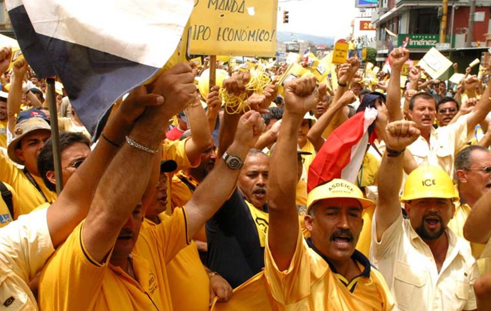 """This Only The Beginning of """"Street Democracy"""", Says Union Leader"""