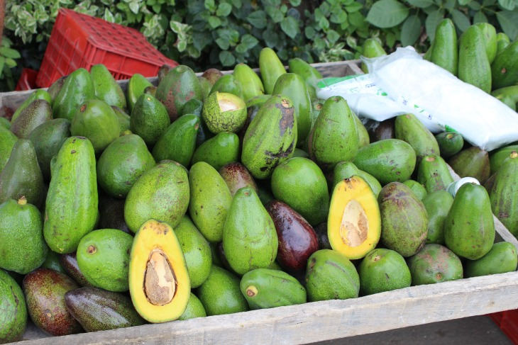 The Costa Rica variety are offered at nearly every roadside stand, grocery store and farmers' market across the country.
