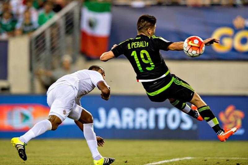 "Gold Cup Quarter Finals: ""Concacaf 1- 0 Costa Rica"""