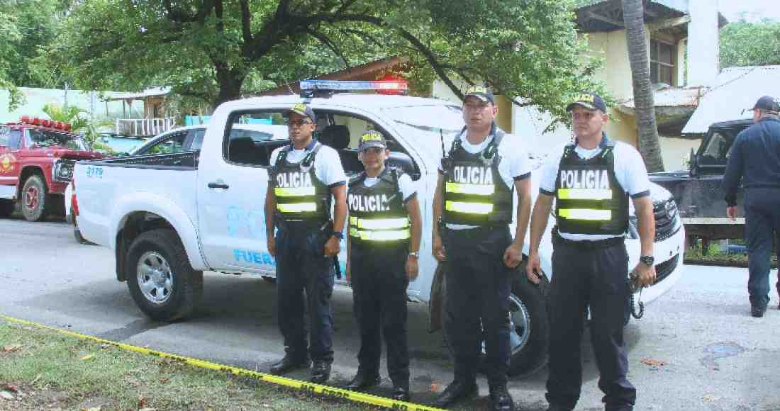 Nosara Tourist Police and Public Force Have Four More Officers and Two New Patrol Cars