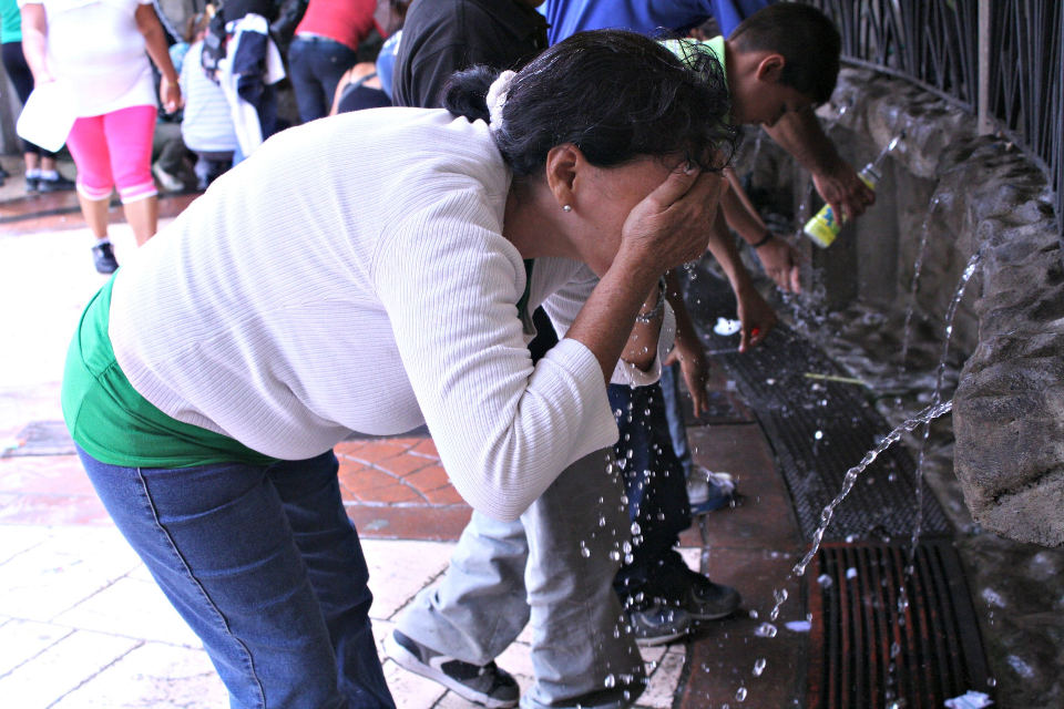 Is The Holy Water in Cartago Safe To Drink?