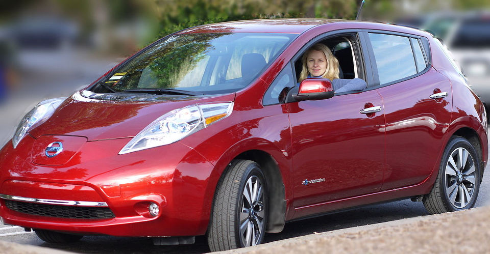 The Nissan Leaf is the world's all-time best selling highway-capable electric car. Global Leaf sales passed the 200,000 unit milestone in December 2015, five years after its introduction.