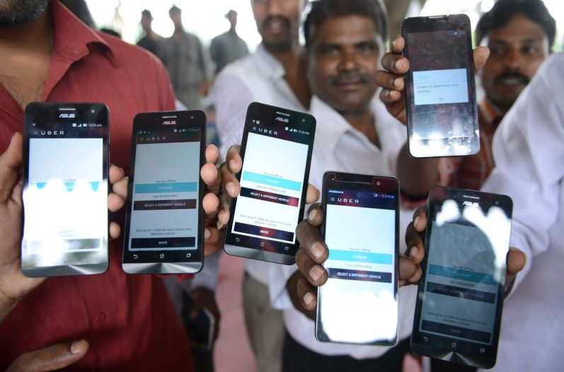Uber Drivers In India Go On Strike. Could Same Happen in Costa Rica?