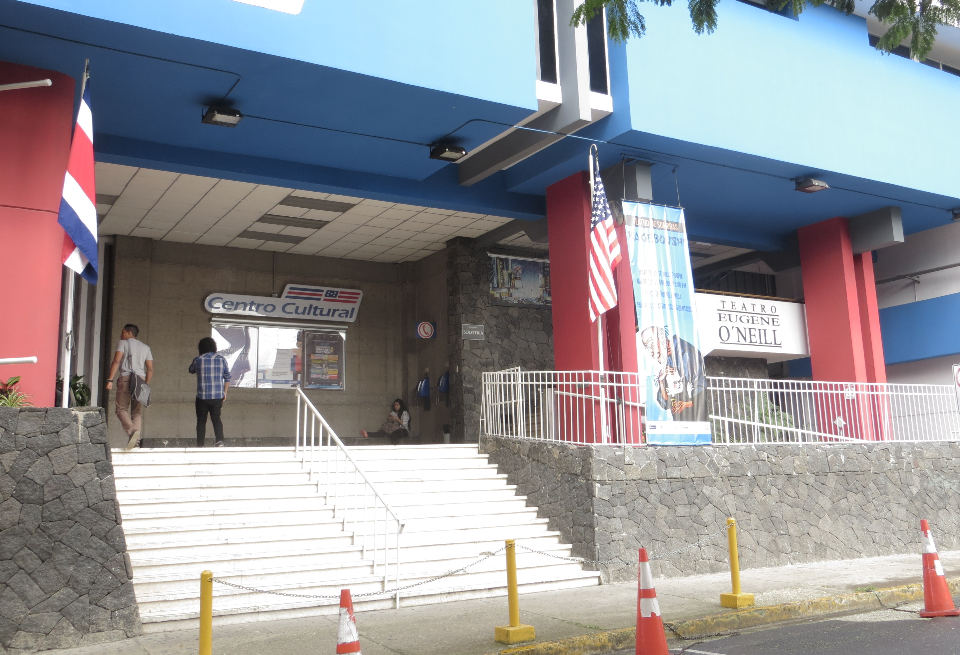 The headquarters and main location the Cultural Center is on Calle 37, 150 meters north of Avenida 2.  It includes the popular Eugene O'Neill Theater