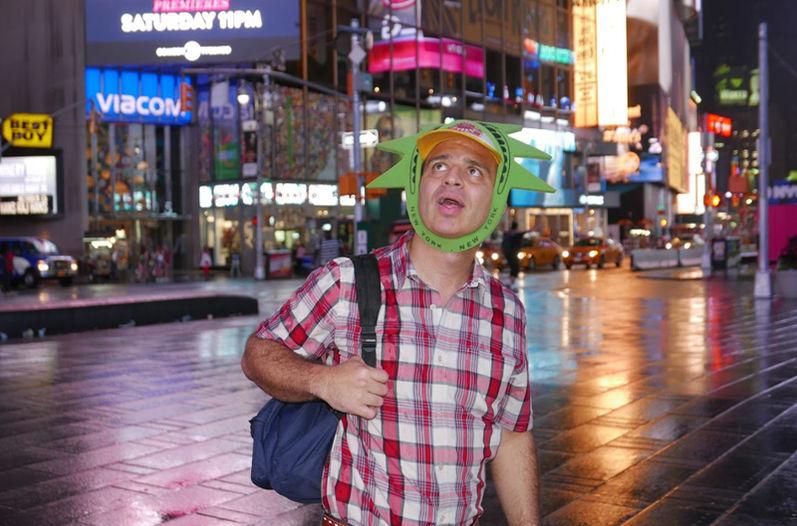 Maikol Yordan Takes New York!