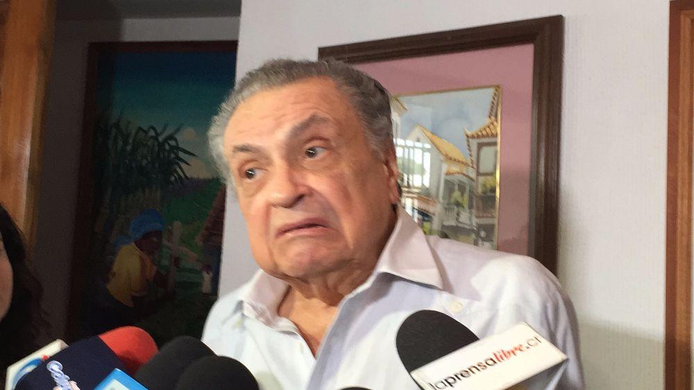 Former president Dr. Abel Pacecho (2002-2006)