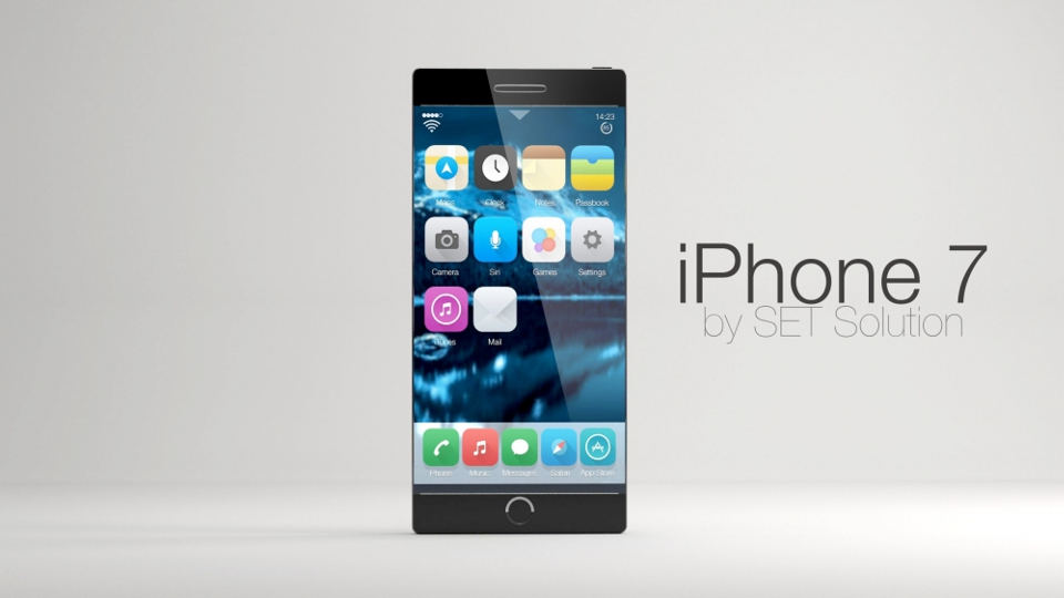 The new iPhone 7?