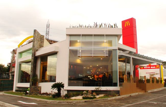 McDonald's in Costa Rica