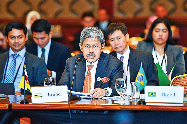Foreign Ministers of Asia-Latin America Meet in Costa Rica