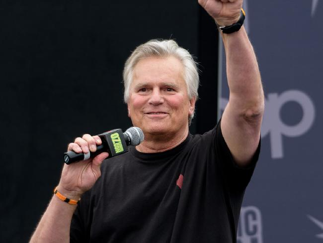 """Richard Dean Anderson on """"MacGyver"""" and Sea Shepherd"""