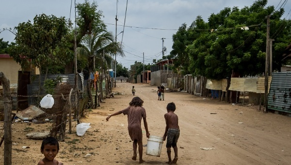 Colombia has introduced water rationing in response to the severe drought conditions | Photo: EFE