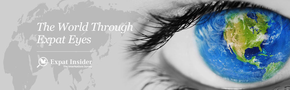 The World Through Expat Eyes – Expat Insider 2015