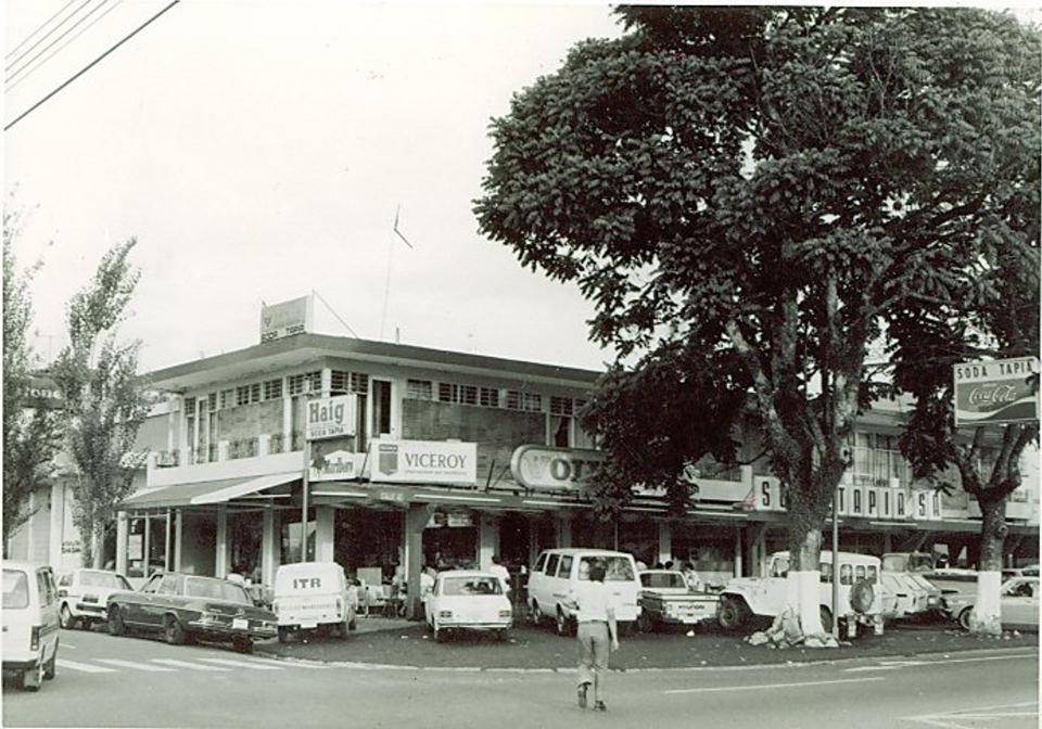 Soda Tapia in 1965