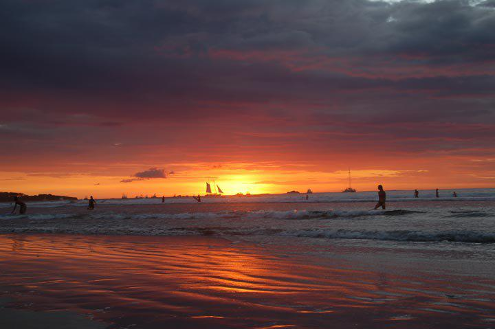 tamarindo-sunset