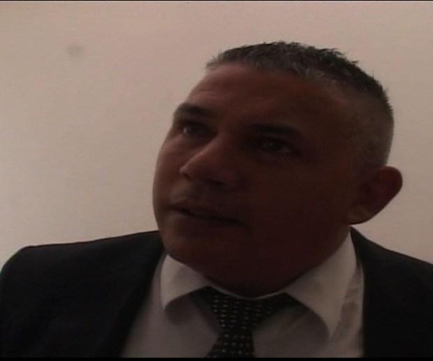 Luis Umaña interviewed on natgional television