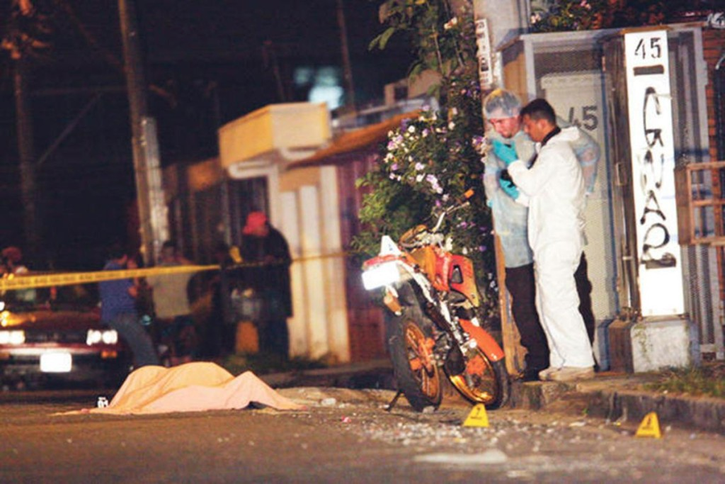 """The number of homicides is expected to close the year around 520, up from last year. But the head of the OIJ assures """"everything is under contro""""."""