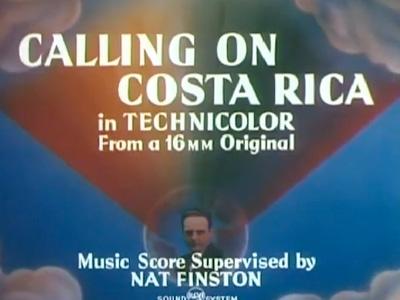 """Calling On Costa Rica"" (Video)"