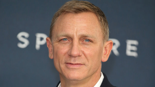 """Daniel Craig attends a photocall for """"Spectre"""" at Corinthia Hotel London on October 22, 2015 in London, England.  (Photo by Mike Marsland/WireImage)"""