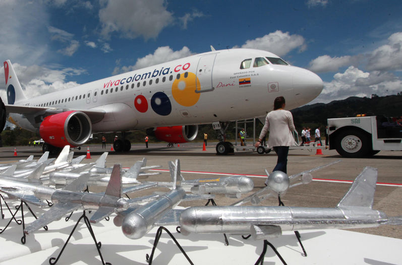 Viva Can, the Central American regional airline, will join Viva Colombia and other low-cost carriers by Irelandia Aviation