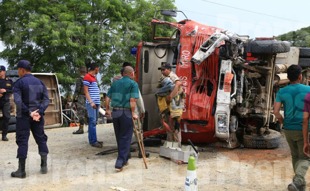 Ambulance Collision Kills 10 In Honduras (Photos)