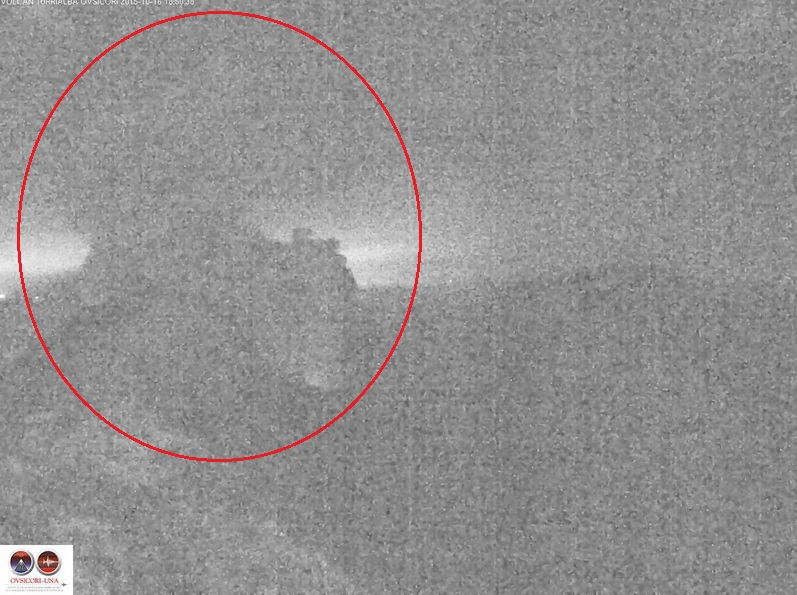 Turrialba Volcano Awakens After A Month Of Inactivity