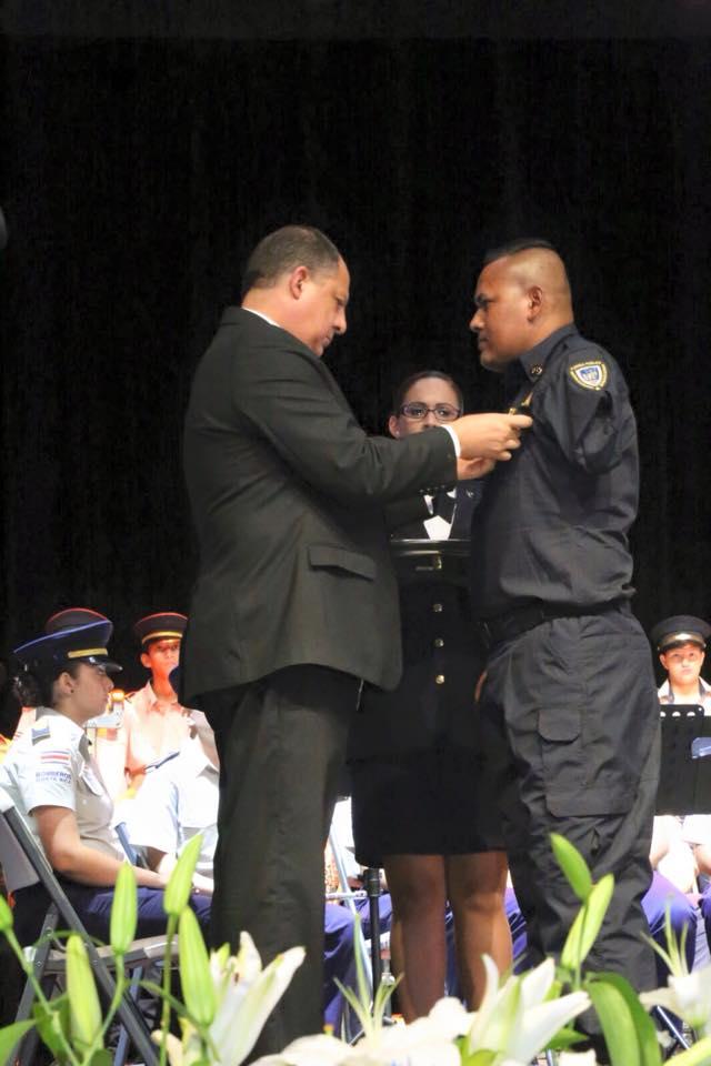 Fuerza Publica Celebrates 66 Years Of Service (Photos)