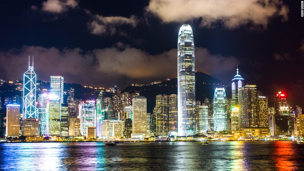 Hong Kong has been named the safest place in the world.