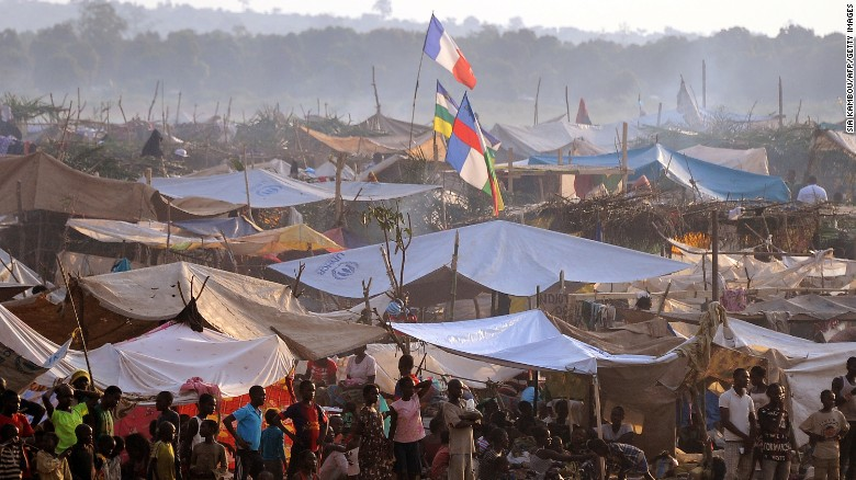 Central African Republic is ranked the least prosperous country.