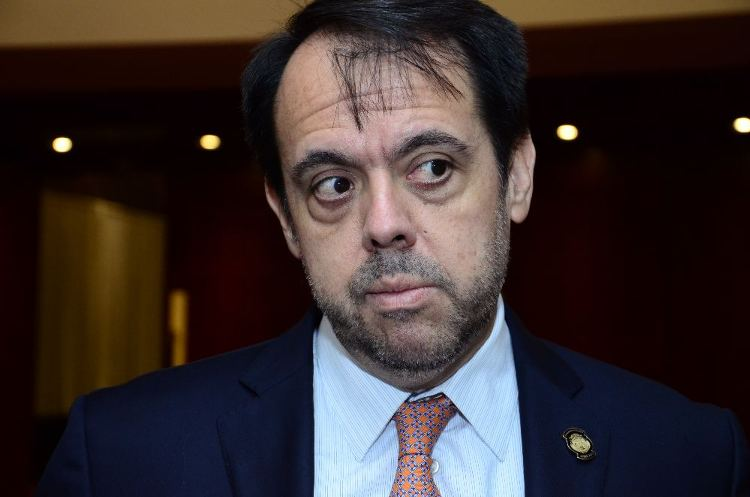 Costa Rica's Foreign Trade Minister, Alexander Mora
